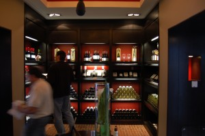 Outra foto do Wine Shop