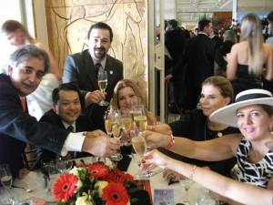 Convidados da Tradebanc Wine & Food